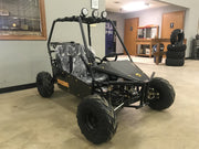 New Kandi KD125GKM - 125cc Fully Automatic youth Go Kart w/Reverse