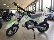 New 125cc Youth - Apollo DBX5 - 4 Speed Manual Dirt Bike - Free Shipping dirt bike Wholesale ATV