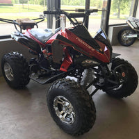 New Adult 150cc Sport - Coolster 3150cxc - 150cc ATV -CA Carb Approved - Free Shipping atvs Wholesale ATV red