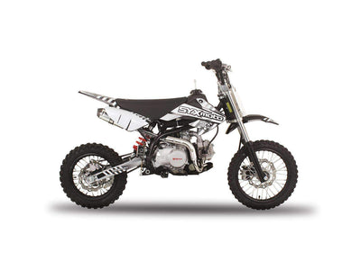 New Icebear Roost (PAD125-1F)- 125cc Fully Automatic Youth/Teen Dirt Bike