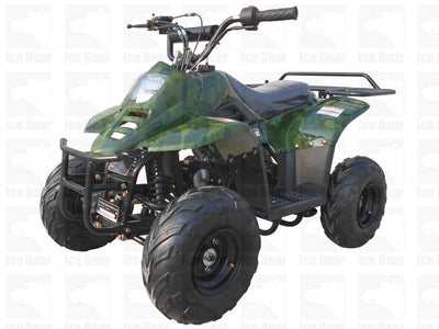 New Youth 110cc ATV Icebear PAH-110R2 with REVERSE!! - Kids ATV Four Wheeler