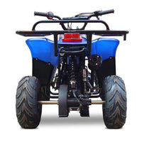 New Icebear DYNO (PAH110-2) - 110cc Youth ATV with Headlight and Rack