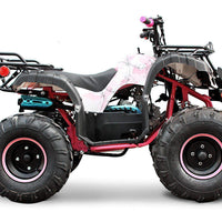 New IceBear Spartan-8 (PAH125-8E) -125CC  Fully Auto Youth ATV with Reverse - 8 inch Wheels