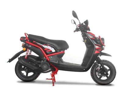 New Icebear MALIBU (PMZ150-10) - 150cc Fully Automatic Scooter