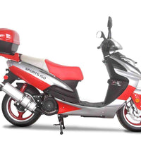 New 150cc - Icebear Condor (PMZ150-3S) - Sport Style Scooter