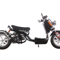 New Icebear GEN IV MADDOG (PMZ50-21)- 50cc Motorcycle Style Scooter