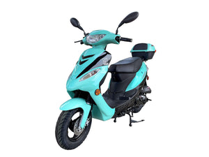 New Icebear ROCKET (PMZ50-4J)- 50cc Fully Automatic Sport Style Scooter