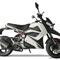 New Icebear EVADER 50 (PMZ50-M5) -  50cc Motorcycle Style Scooter