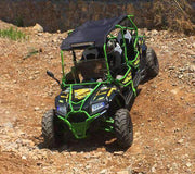 New 350cc - FANGPOWER Predator 400 XL - 4 Seater Youth/Adult UTV - Free Shipping utvs Wholesale ATV Green