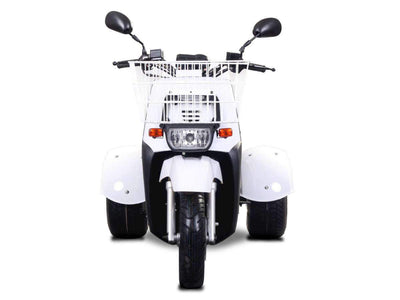 New Icebear MINI CRUZZER (PST50-9) - 49cc Fully Automatic Trike Scooter