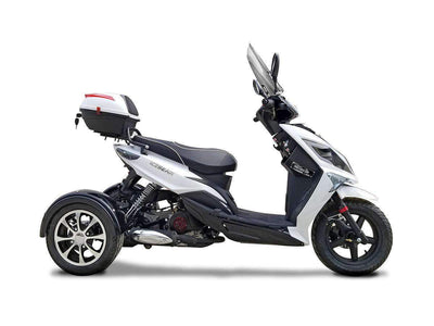 New Icebear MOJO MAGIC 150 (PST150-9 MAGIC) - 150cc Fully Automatic Trike Scooter