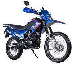 New Adult Size - Tao Tao TBR7 - 250cc DOT Enduro Dirt Bike - CA Carb Approved - Free Shipping dirt bike Wholesale ATV blue