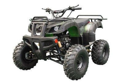 New Teen/Adult - Cougar UT 125 - Utility 125cc ATV - CA Carb Approved