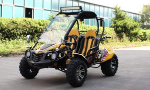 New 150cc - Trailmaster Blazer 150X- Go Kart w/Reverse - CA Carb Approved - Free Shipping go kart Wholesale ATV