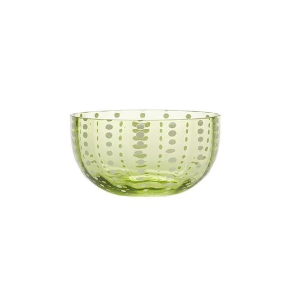 Bowl - Light Green Pearl