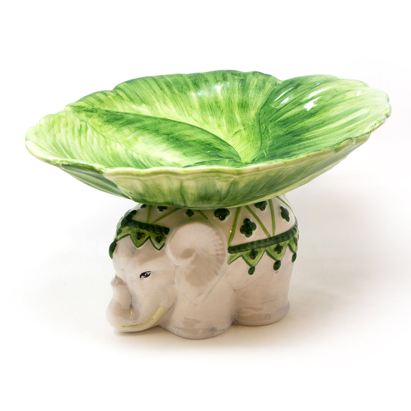 Garden Elephant Fruit Bowl