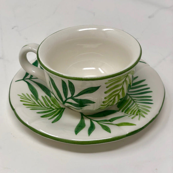 Garden collection  Tea cup with saucer