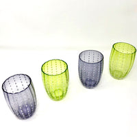 glass Lavander Pearl collection