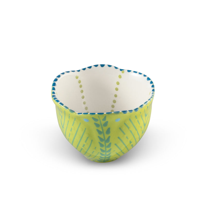 Twilly Sugar Pot - Grass Pattern