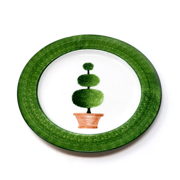 Topiary Fruit Plate No. 3