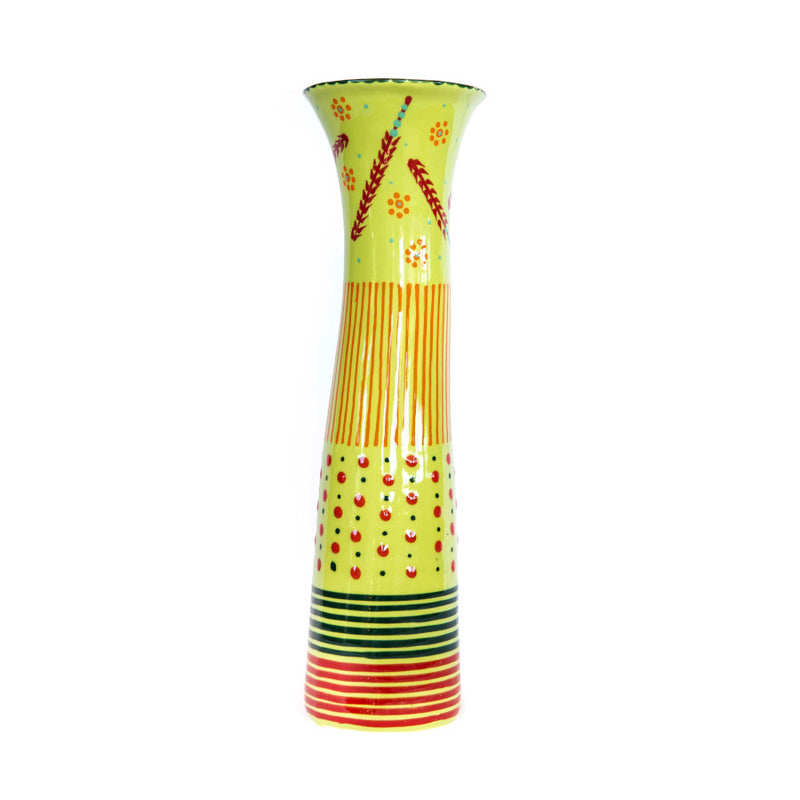 Twilly Flower Vase - Autumn Pattern