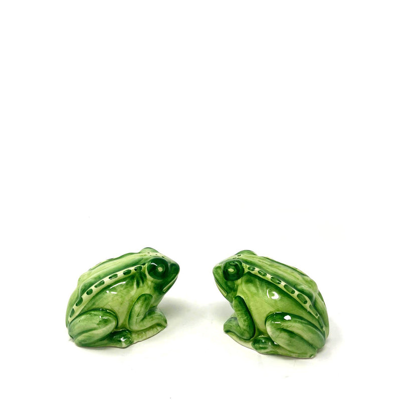 Salt and Pepper Frogs