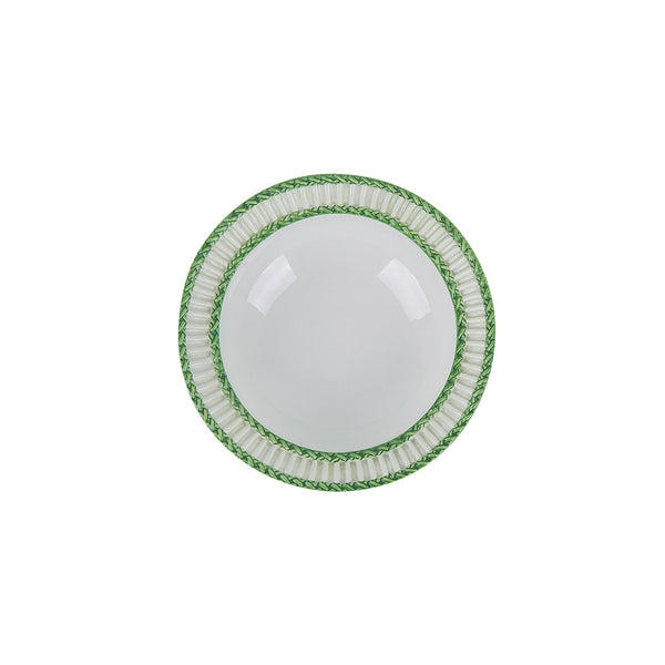 Vimini Green Soup Bowl