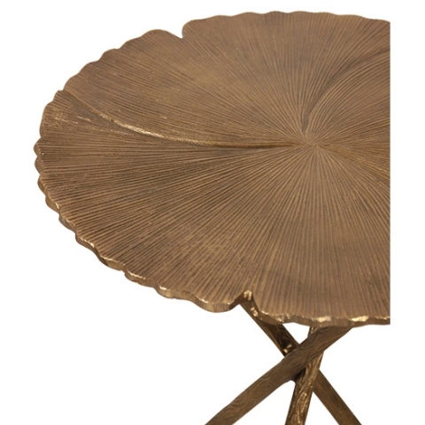 Round Leaf Table