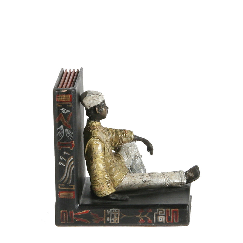 Sitting man - Right Bookend