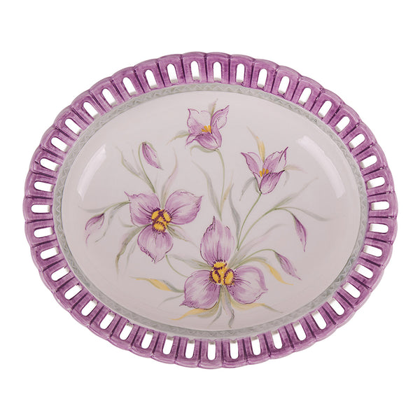 Lilium Salad Serving Bowl