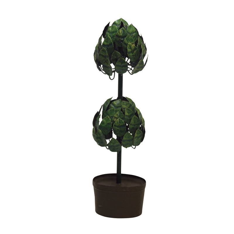 Topiary Leaf Tree