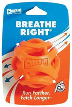 Load image into Gallery viewer, Chuckit Chuckit! Breathe Right Ball Dog Toy Large Single
