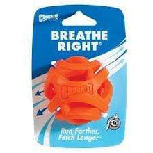 Load image into Gallery viewer, Chuckit Chuckit! Breathe Right Ball Dog Toy Medium Single