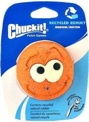 Chuckit Chuckit! Recycled Remmy Dog Toy Medium