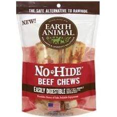 Earth Animal Earth Animal No-Hide Beef Dog Chews Dog Treats