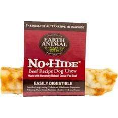 Earth Animal Earth Animal No-Hide Beef Dog Chews Dog Treats Medium (46-75 lbs.)