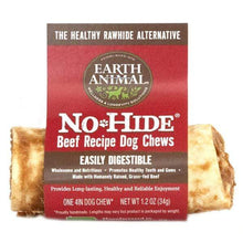 Load image into Gallery viewer, Earth Animal Earth Animal No-Hide Beef Dog Chews Dog Treats Small (16-45 lbs.)