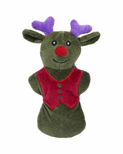 Hugglehounds Hugglehounds Christmas Cookie Plush Dog Toy