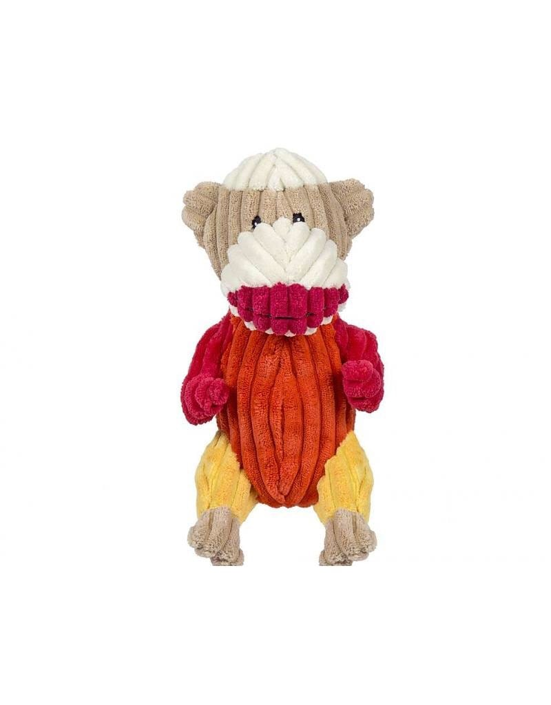 Hugglehounds Hugglehounds Thanksgiving Turmonken Dog Toy