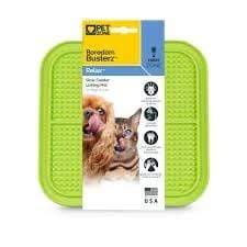 Hyper Pet Hyper Pet Boredom Buster Relax Slow Feeding Licking Mat for Dogs and Cats
