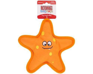 Kong Kong Belly Flops Starfish Dog Toy