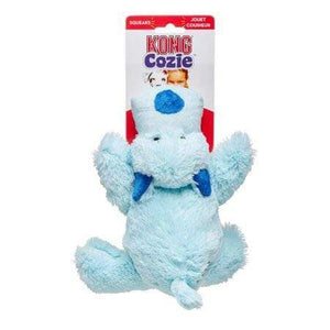 Kong Kong Cozie Baily the Blue Dog Dog Toy - Medium