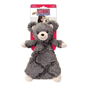 Kong Kong Low Stuff Tuffluxe Bear Dog Toy