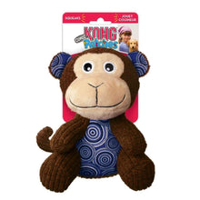 Load image into Gallery viewer, Kong Kong Patches Cordz Monkey Dog Toy - Small