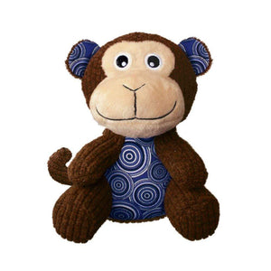 Kong Kong Patches Cordz Monkey Dog Toy - Small