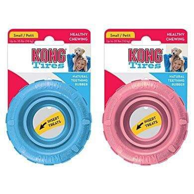 Kong Kong Puppy Tires Dog Toy