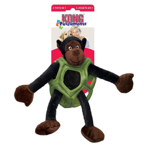 Kong Kong Puzzlements Monkey Dog Toy - Large