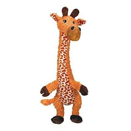 Kong KONG Shakers Luv's Giraffe Dog Toy