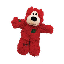 Load image into Gallery viewer, Kong Kong Wild Knots Christmas Bear Dog Toy