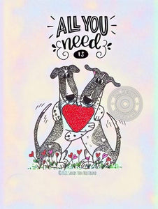 Lagoon Pet Products Digital Valentine Card Fundraiser